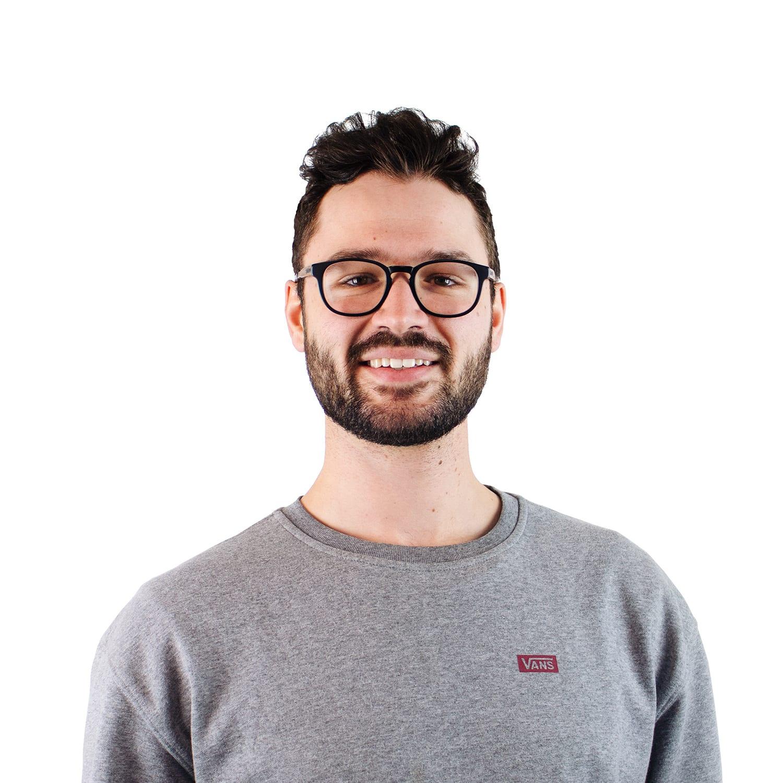 Maximilian Wick, Frontend Entwickler