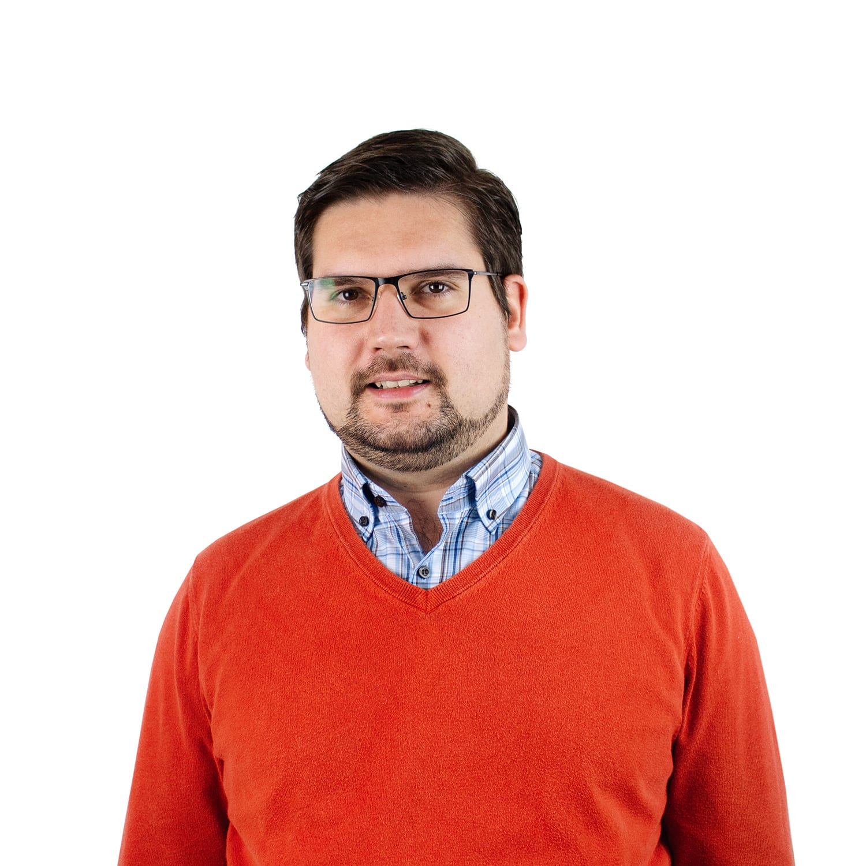 Sven Lucas Deimel, Backend Entwickler